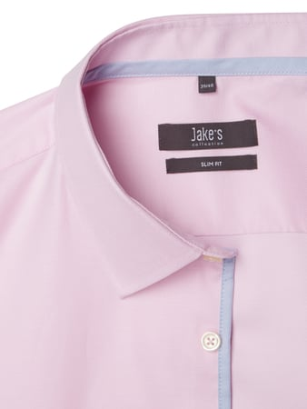 Slim Fit Business-Hemd mit feiner Webstruktur Jake*s online kaufen - 2