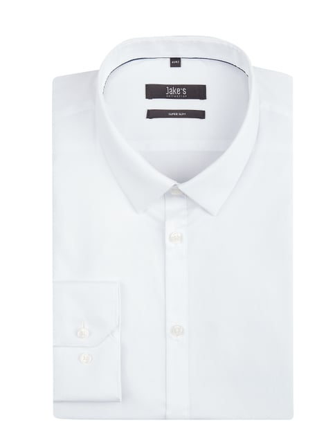 b26ebdf4c234a2 POLO RALPH LAUREN · Jake s Super Slim Fit Business-Hemd mit Kentkragen Weiß  - 1 ...