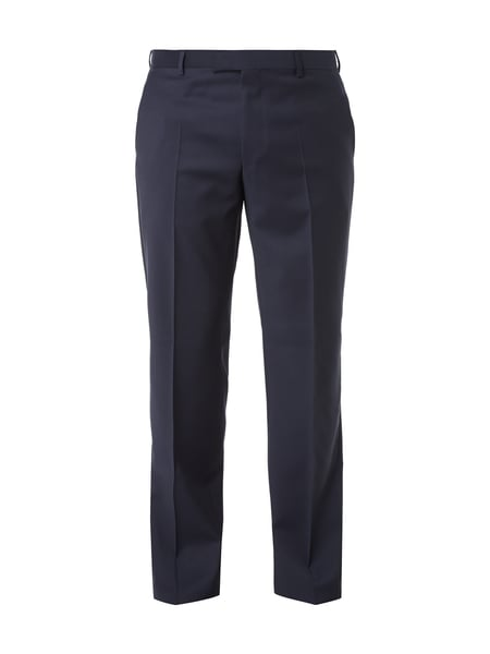 JOOP! Collection Modern Fit Anzug-Hose aus Schurwolle Blau - 1