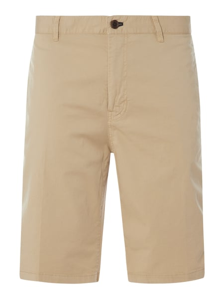 JOOP! Collection Regular Fit Chino-Shorts mit Stretch-Anteil Modell 'Rudo' Beige - 1