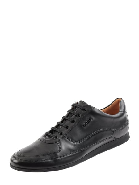 JOOP! Collection Sneaker aus Leder Modell 'Pero' Schwarz - 1