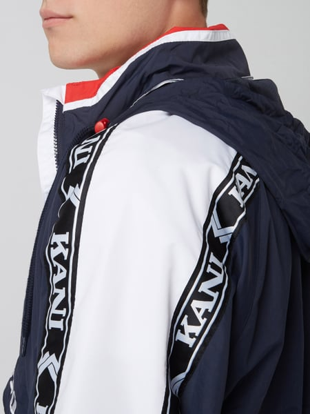 tobddd7 tommy hilfiger white windbreaker jacket