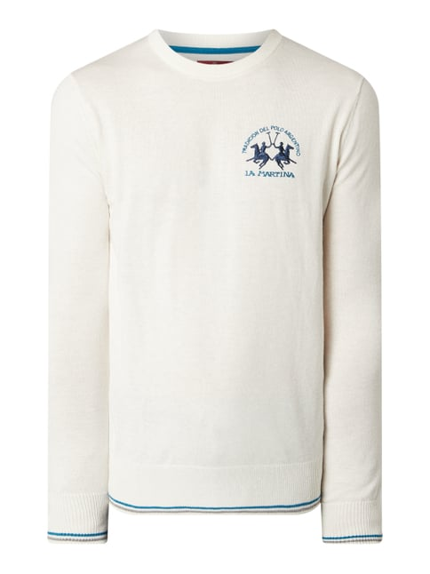 premium selection 8c08f 6b075 Pullover mit Woll-Anteil