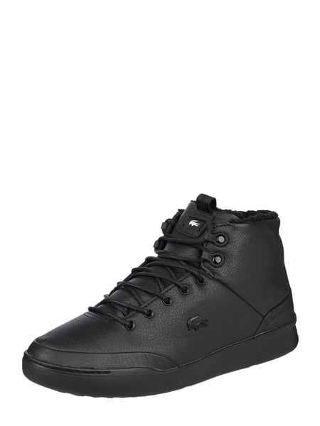 Lacoste Sneaker aus Leder mit 3M™ Thinsulate™ Insulation Schwarz - 1