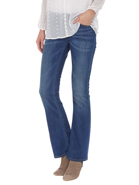 Lee Bootcut 5-Pocket-Jeans im Stone Wash Jeans - 1
