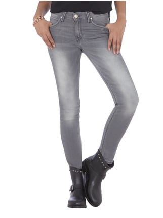 Lee Stone Washed Jeans Hellgrau - 1