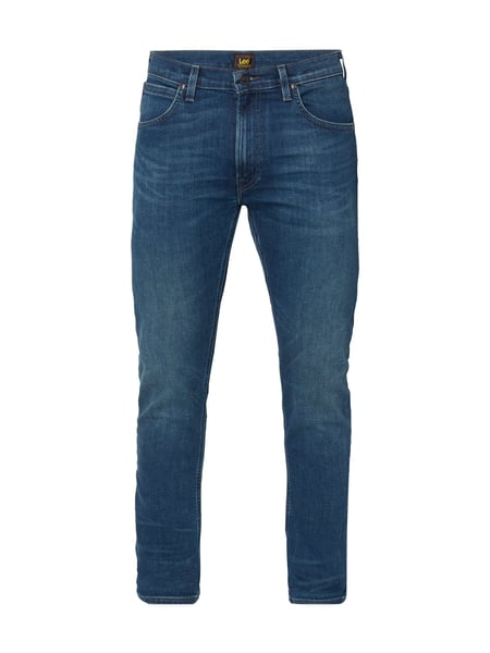 Lee Luke - Stone Washed Slim Tapered Fit Jeans Jeans