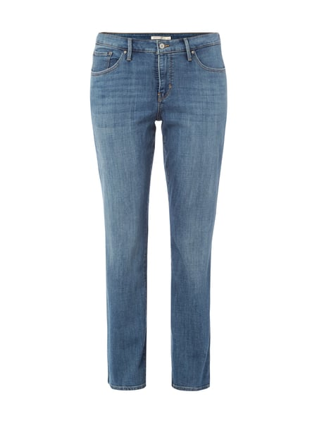 Levi's® 300 314 SHAPING STRAIGHT JEANS (PLUS) INDIGO ANOMALY Jeans