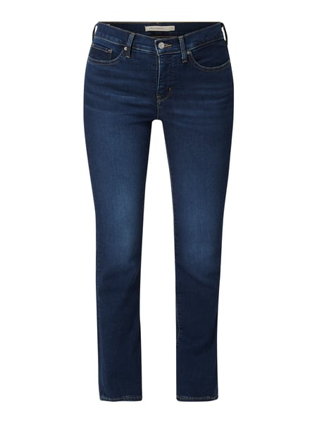 Levi's® 300 Shaping Bootcut Jeans mit Stretch-Anteil Blau - 1