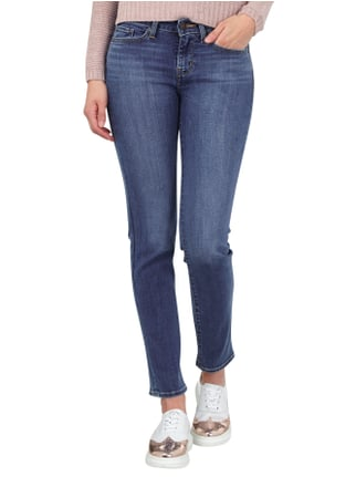 Levi's® Stone Washed Slim Fit Jeans Jeans meliert - 1