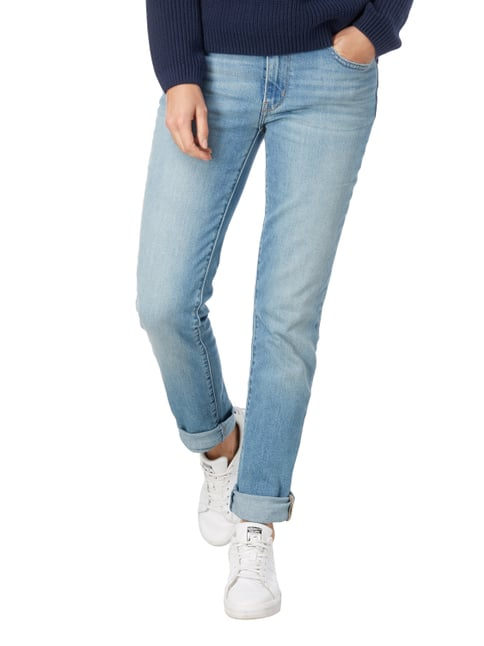 Levi's® 712 - Stone Washed Slim Fit Jeans Jeans - 1