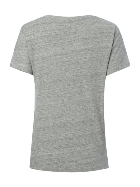 Levi S Batwing Tee Meliertes T Shirt Mit Logo Print In