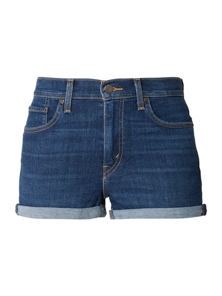 Levi's® High Rise Short - HIGH RISE SHORTS Blue Forest Jeans