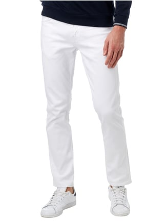 Levi's® Line 8 Coloured Slim Fit Jeans Weiß - 1
