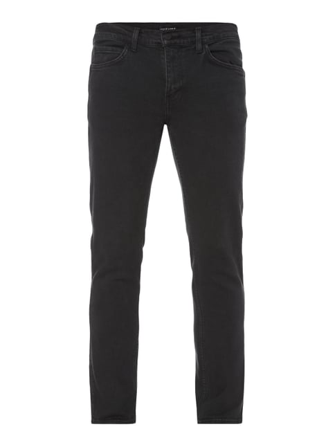Coloured Straight Fit Jeans Blau / Türkis - 1