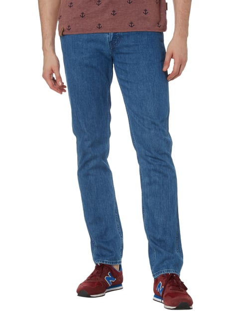 Levi's® Line 8 Rinsed Washed Straight Fit Jeans - 1