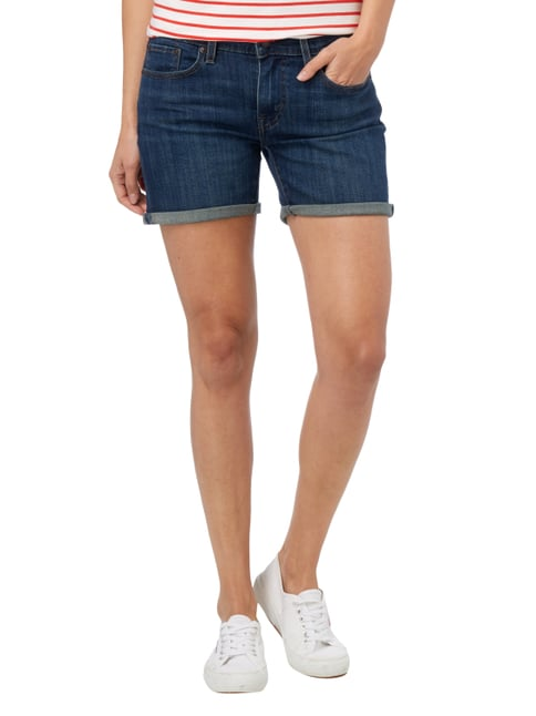 Levi's® Mid Length Short - Rinsed Washed 5-Pocket-Jeansshorts Jeans - 1