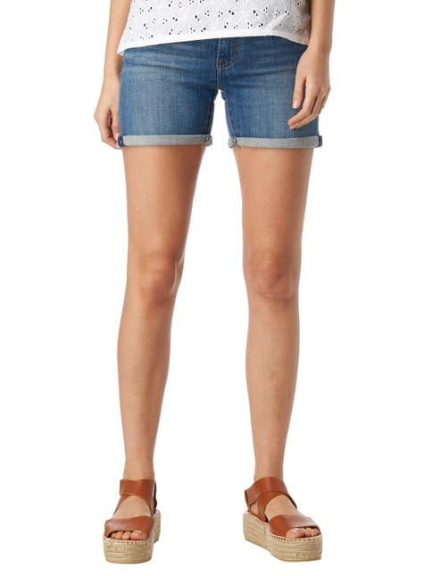 Levi's® Mid Length Short - Stone Washed Jeansshorts mit Stretch-Anteil Jeans - 1
