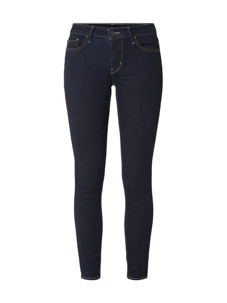Levi's® One Washed Super Skinny Fit Jeans Blau - 1