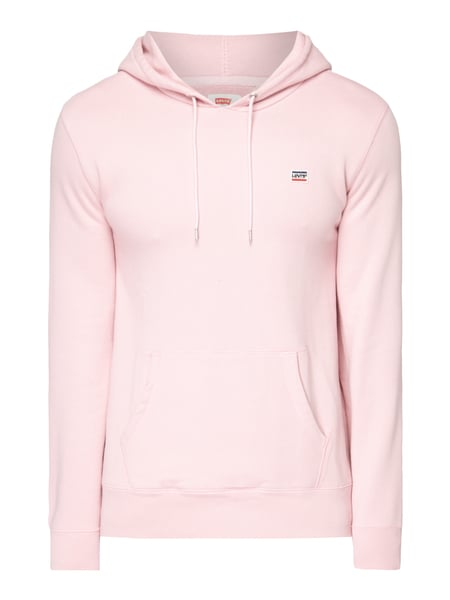 Levi's® Original Pullover Hoodie Pink Nectar Rosa