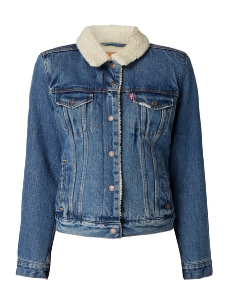 Levi's® Original Sherpa - ORIGINAL SHERPA TRUCKER JACKETEXTREMELY LOVABLE Jeans