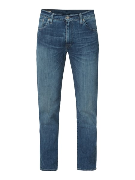 Levi's® Stone Washed Slim Fit Jeans Blau - 1