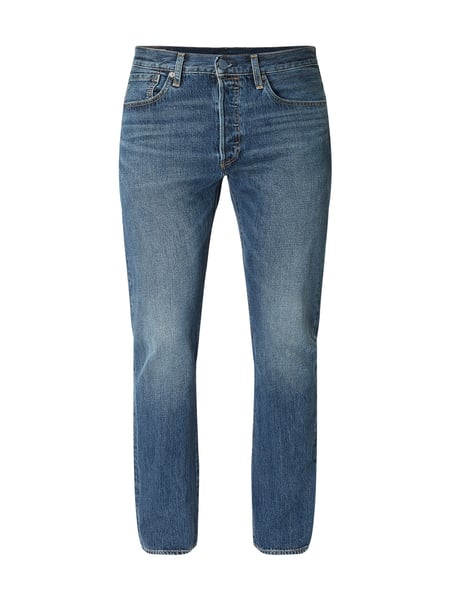Levi's® Stone Washed Original Fit Jeans Blau / Türkis - 1