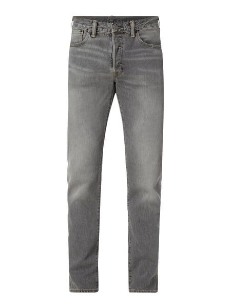 Levi's® 501 Simpson - Stone Washed Original Fit Jeans Mittelgrau