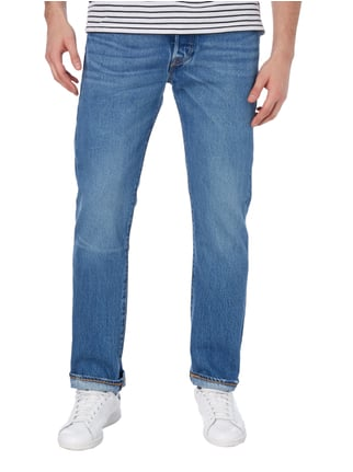 Levi's® Stone Washed Regular Fit Jeans Blau - 1