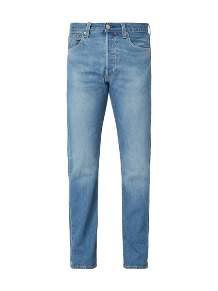 Levi's® Stone Washed Regular Fit Jeans Blau / Türkis - 1