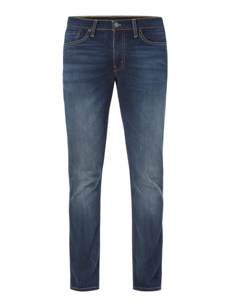 Levi's® 511 Crosstown - Stone Washed Slim Fit Jeans Blau