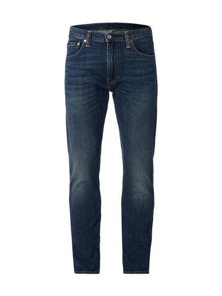 Levi's® Stone Washed Tapered Slim Fit Jeans Blau - 1