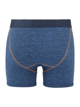 Levi's® Trunks in Melangeoptik Blau - 1