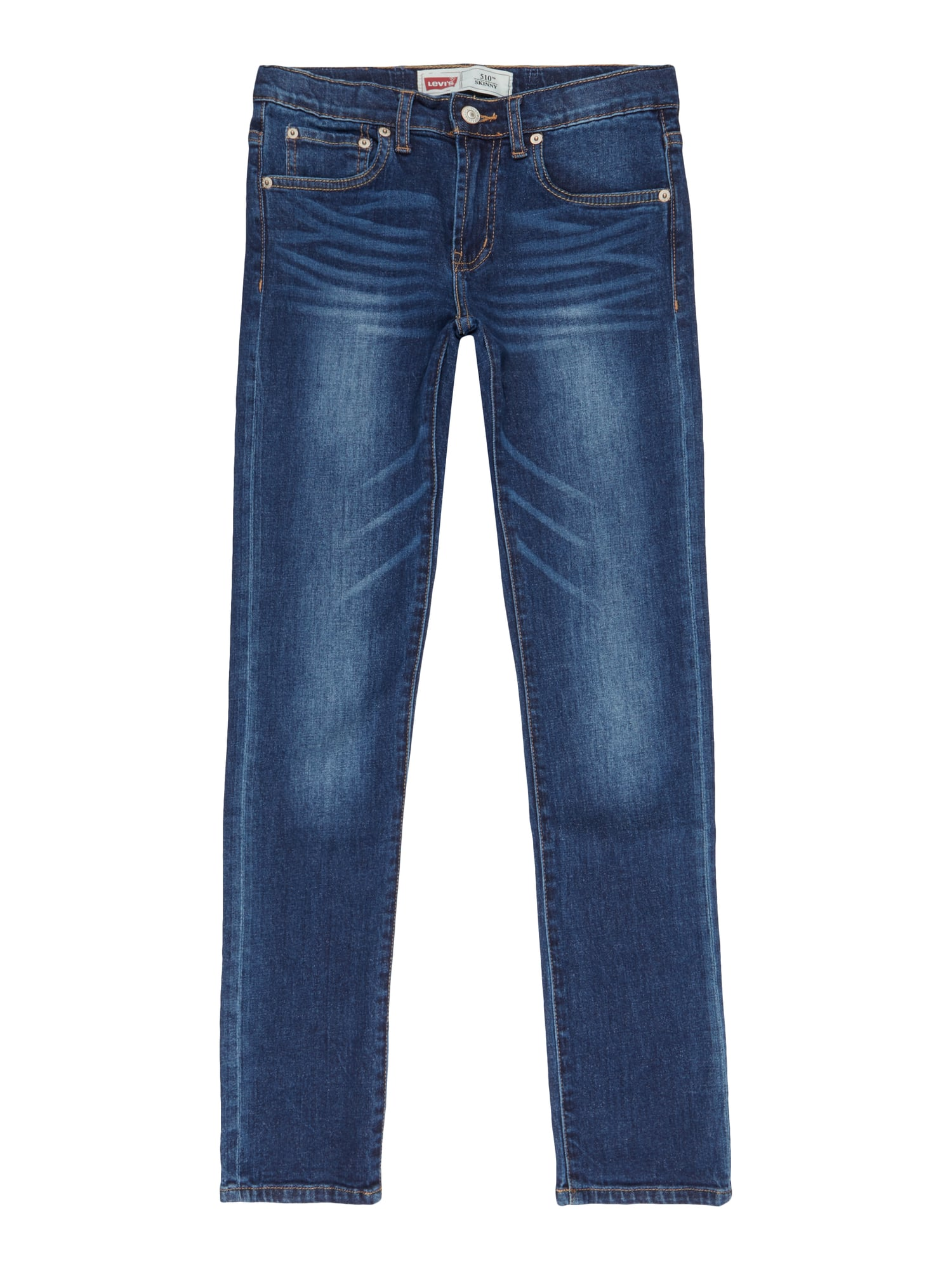 levis kids stone washed skinny fit jeans in blau t rkis online kaufen 9798162 p c online. Black Bedroom Furniture Sets. Home Design Ideas