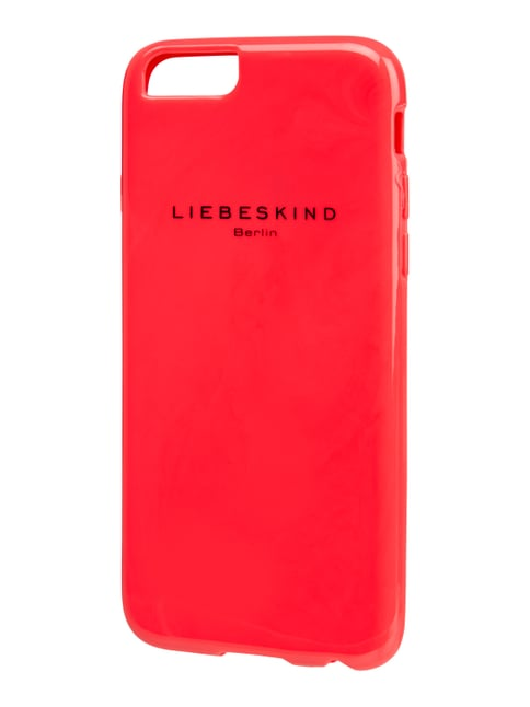 iPhone 6 Case mit Logo-Print Rot - 1