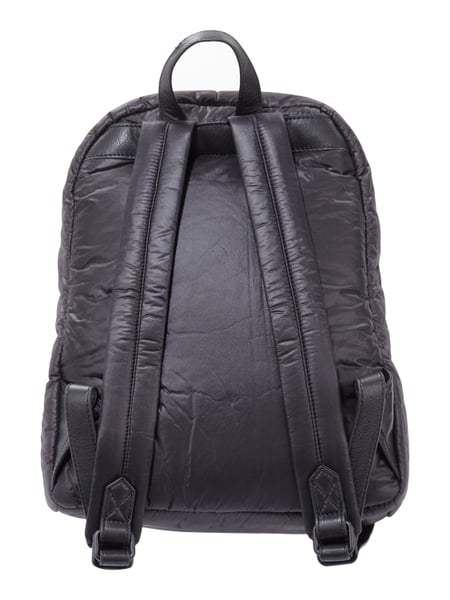 liebeskind berlin rucksack mit laptopfach in grau schwarz online kaufen 9545838 p c online. Black Bedroom Furniture Sets. Home Design Ideas