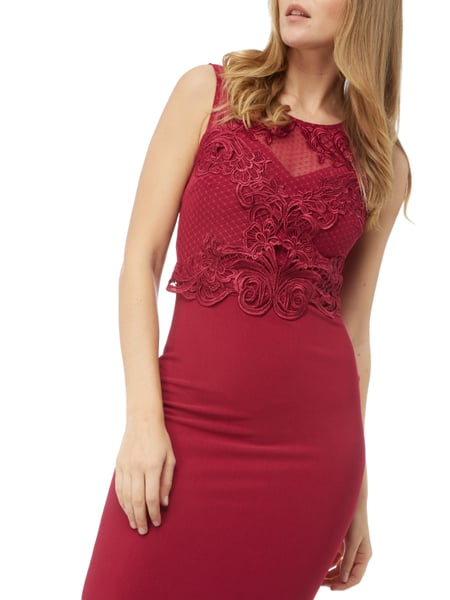 Lipsy cocktailkleid rot