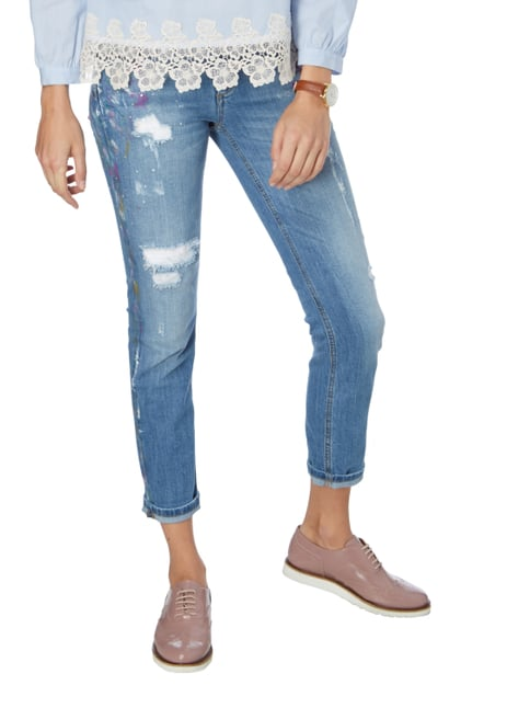 Liu Jo Jeans 5-Pocket-Jeans im Destroyed Look Jeans - 1