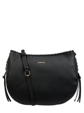 Liu Jo Jeans Hobo Bag in Leder-Optik Schwarz - 1