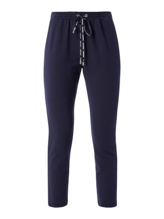 Sweatpants mit Stretch-Anteil Blau / Türkis - 1