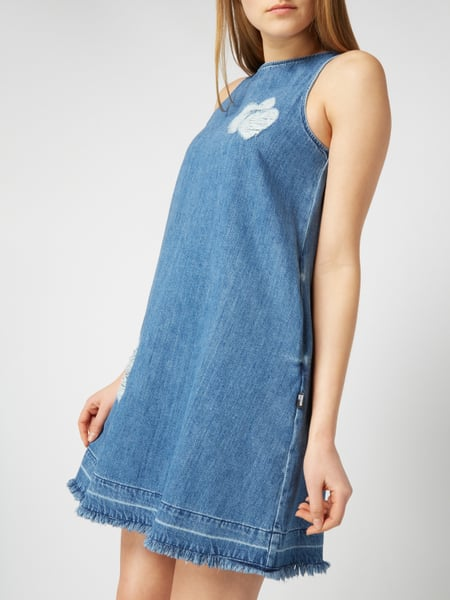 Jeans kleid moschino