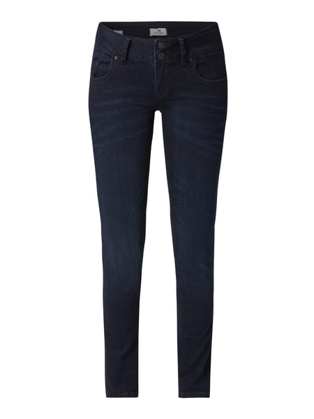 LTB Low Rise Super Slim Fit Jeans Blau - 1