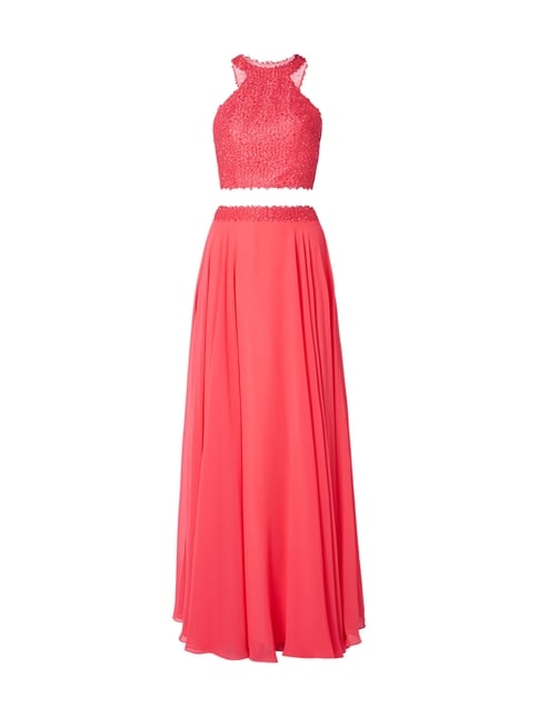Rotes kleid c&a