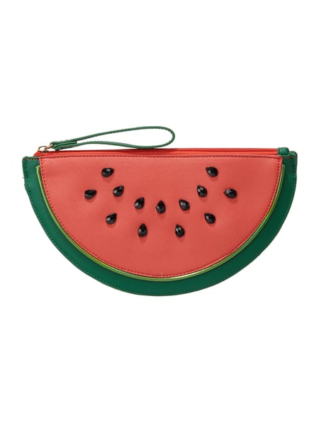 LYDC Clutch in Melonen-Form Rot