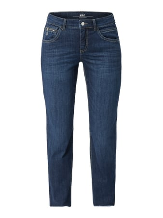 MAC Slim Fit Jeans mit Stretch-Anteil Blau - 1