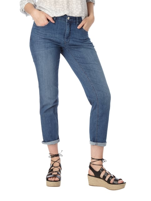 MAC Stone Washed Feminine Fit Jeans Jeans meliert - 1