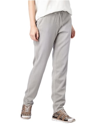 Marc Cain Collections Jogpants im Washed Out Look Stein - 1