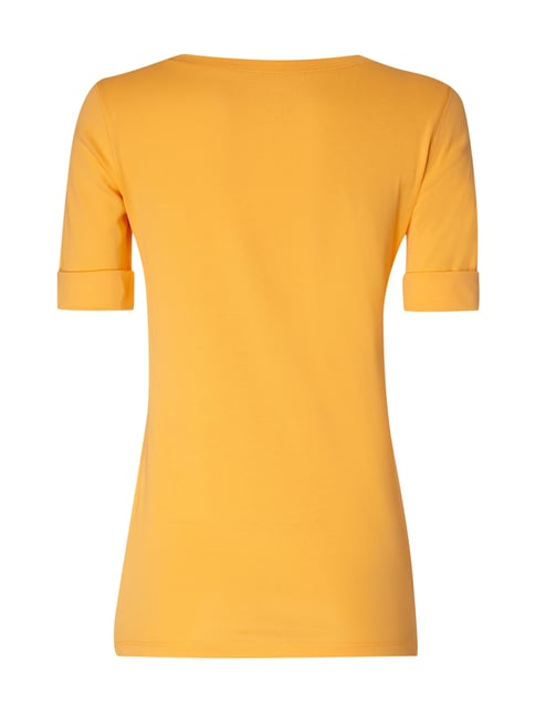 Marc Cain Shirt mit 1/2-Arm Orange - 1