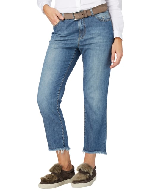 Marc Cain Collections Stone Washed 5-Pocket-Jeans Jeans - 1