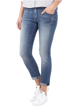 Marc O'Polo Boyfriend Fit Jeans im Used Look Jeans - 1